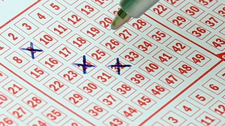 Are online lotteries allowed in India?